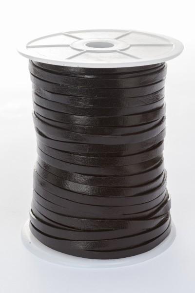 Lederband Flach 5 mm x 1,5 mm